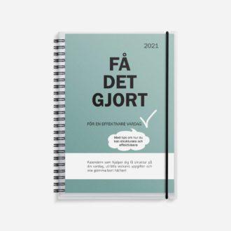 Få Det Gjort Kalender 2021